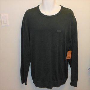 New VANS long sleeves crew neck sweat shirt